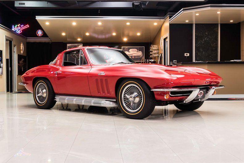 1965 Chevrolet Corvette L78 396425 For Sale Allcollectorcars Com Chevrolet Corvette Chevrolet Corvette