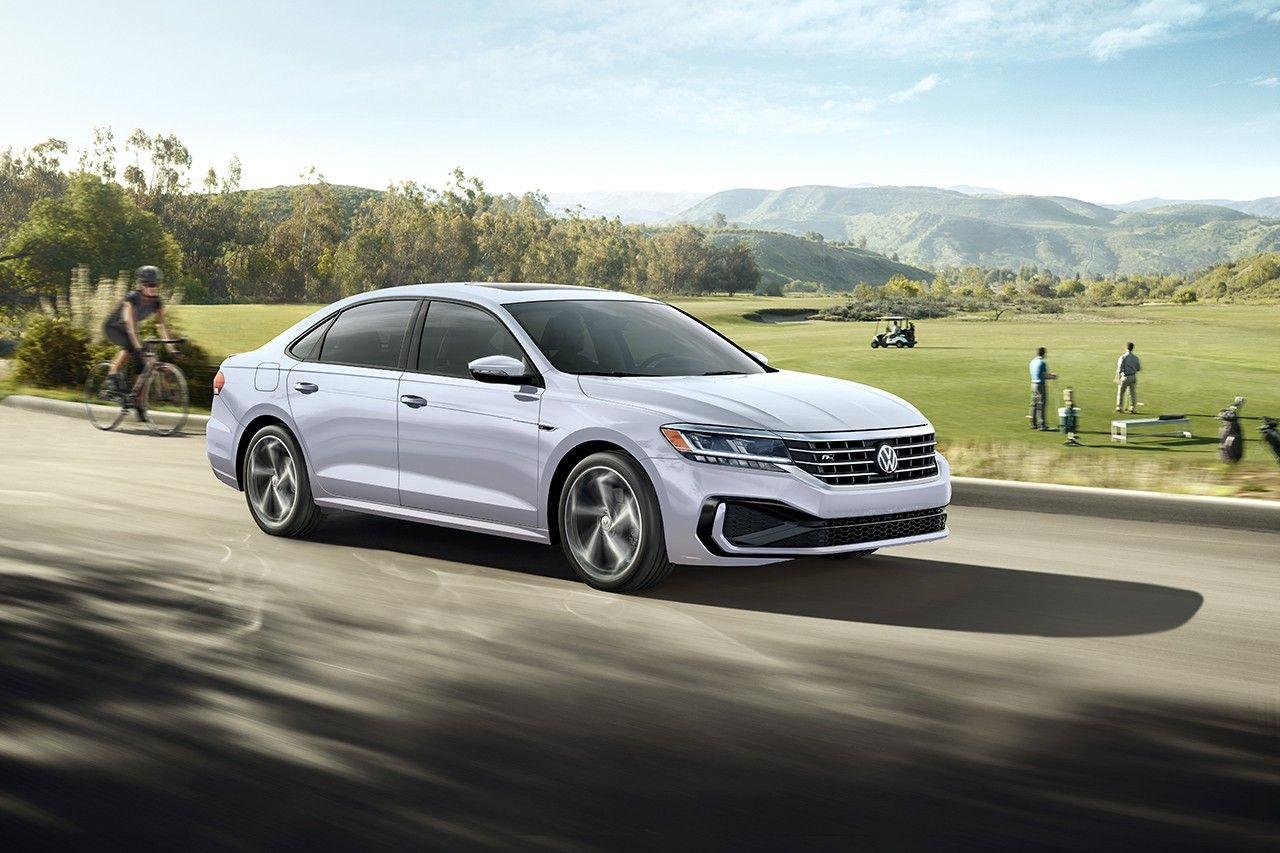 2020 Vw Passat Midsize Sedan Volkswagen In 2020 Volkswagen Vw Passat Volkswagen Passat