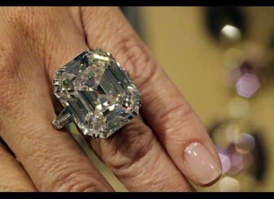 The Elizabeth Taylor diamond
