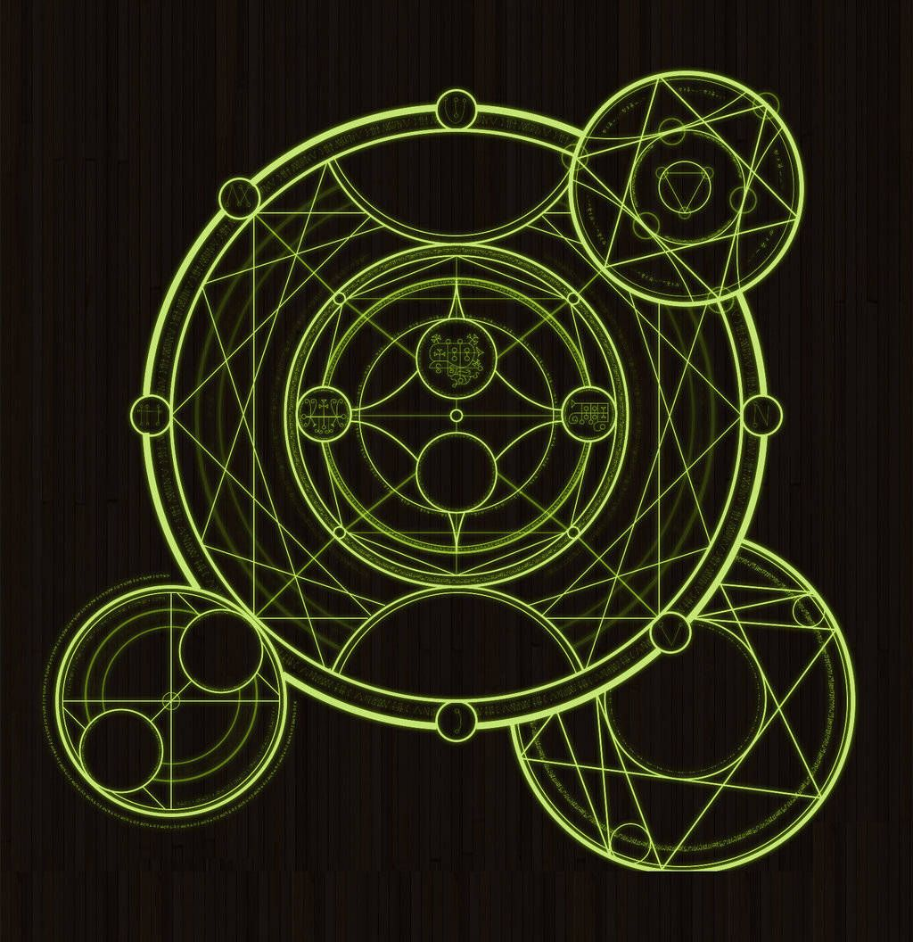 Alquimia Wallpaper Buscar Con Google Summoning Circle