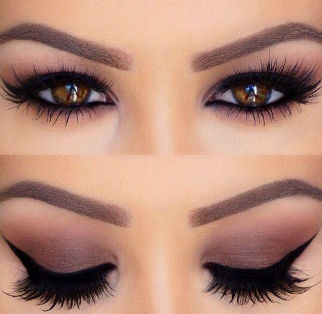 The amazing @amrezy's eyes are on fleek  #Makeup