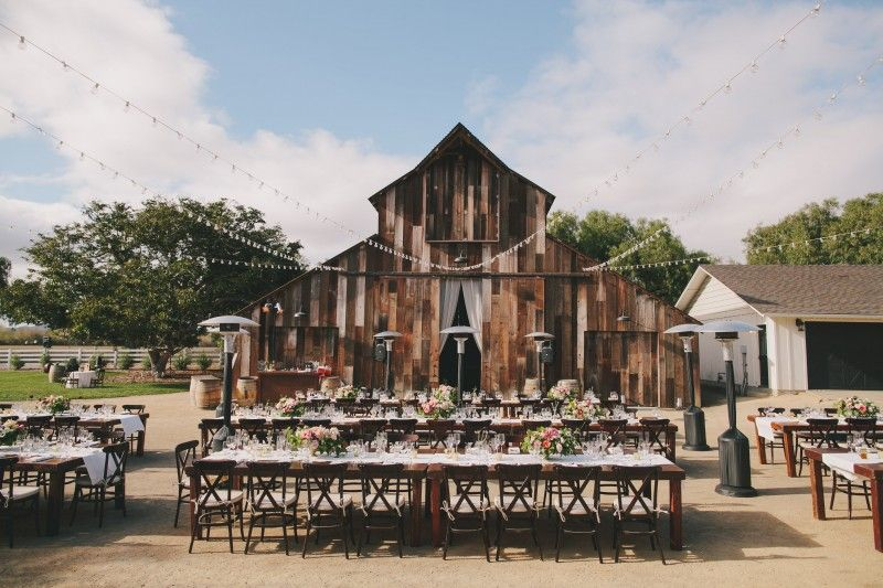 Southern California Barn Wedding Venue Green Gate Ranch Ranch