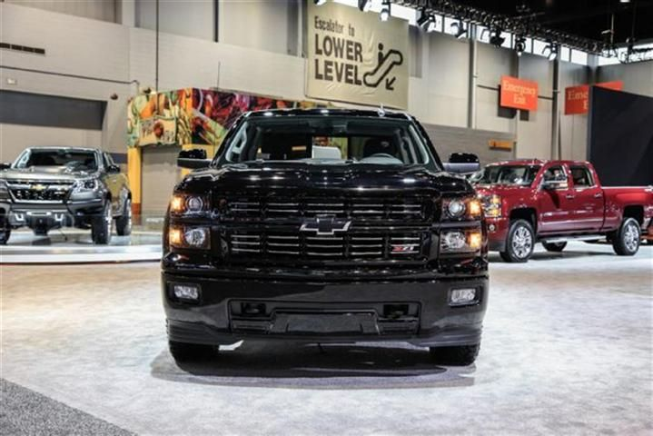 2016 Chevy Silverado Blackout Edition Release Date