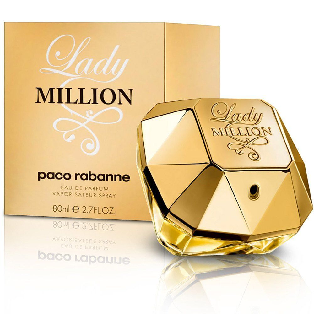 fa36040db4e1d Buy Paco Rabanne Lady Million Eau De Parfum Spray for Women