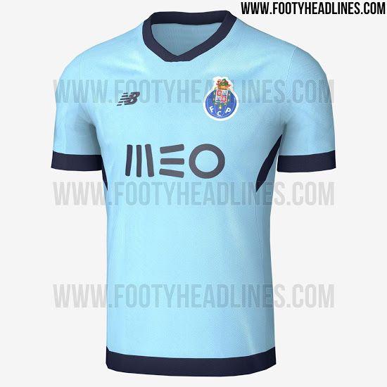 EXCLUSIVE  Porto 17-18 Third Kit  de3a9ca96