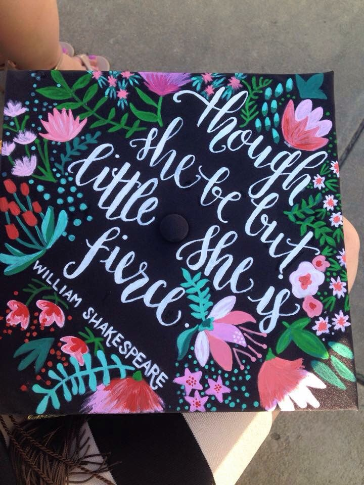 Graduation cap | COLLEGE! | Pinterest | Cap, Grad cap and College