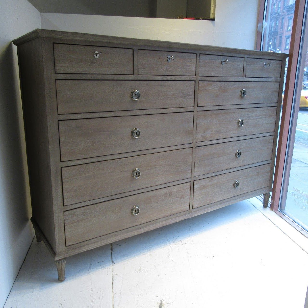 Restoration Hardware Maison 12 Drawer Dresser