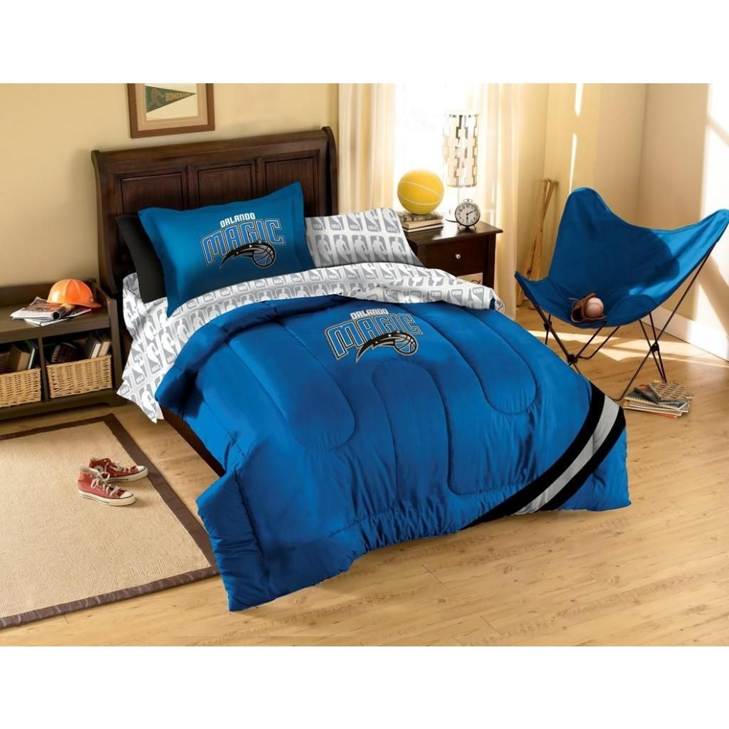 Proudly Show Off The Orlando Magic In Your Bedroom With