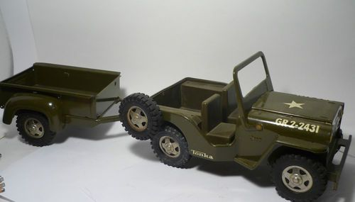 Looks Like My Brother S Vintage 1964 Pressed Steel Tonka Toy U S