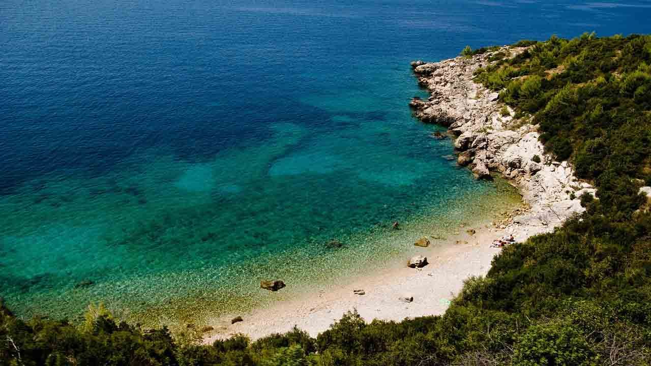 Flitterwochenziele im schönen Kroatien Flitterwochen