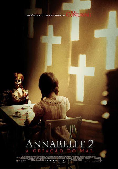Opiniao Filme Annabelle 2 A Criacao Do Mal Filmes De Terror