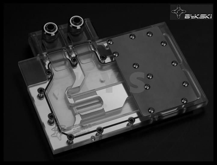 Bykski N St98ti X For Zotac Gtx980ti Extreme Oc Vga Water Cooling