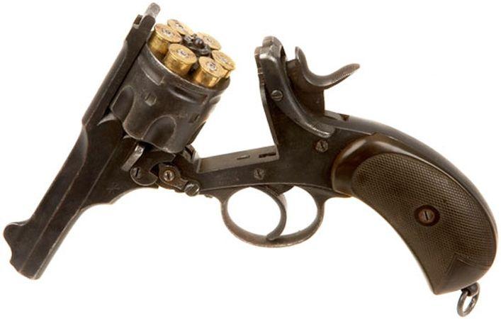 Webley Mk IV (Mark IV)   Nice Firearms    Webley revolver