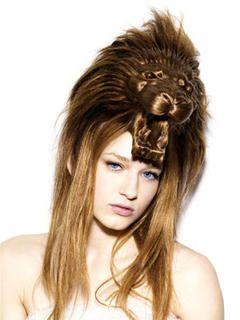 Hute Aus Haar Tierfrisuren Als Kopfbedeckung Frauenzimmer De