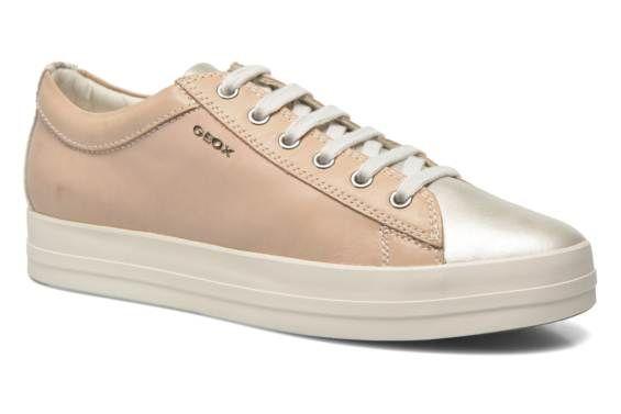 Geox D HIDENCE B Sneakers 3 4 bild  721d361c7cd