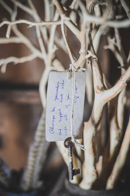 wishing tree - an alternative to a traditional wedding guest book - wedding spreadsheet google docs