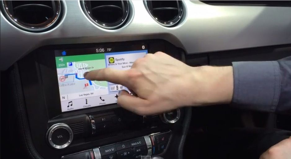 Ford S Sync 3 Connected Car Platform Keeps Pace With Carplay