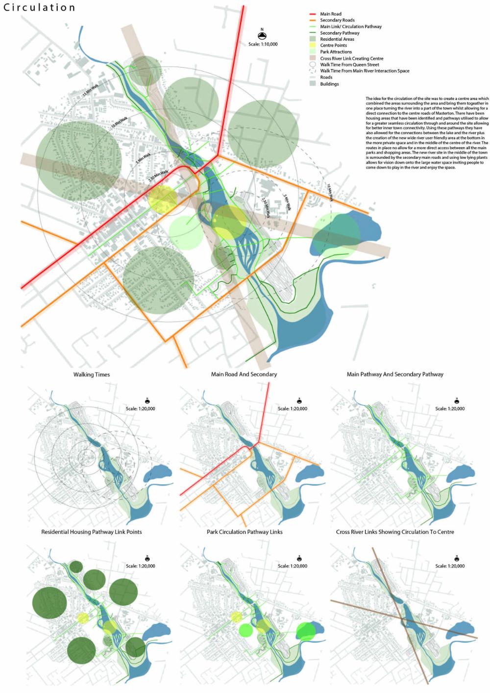 도시설계 사이트 분석 - Google 검색 #urbaneanalyse