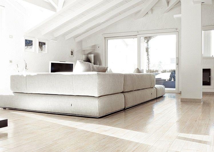 Pavimenti Finto Legno Bianco : Pavimento gres effetto legno bianco: pavimento finto legno bianco