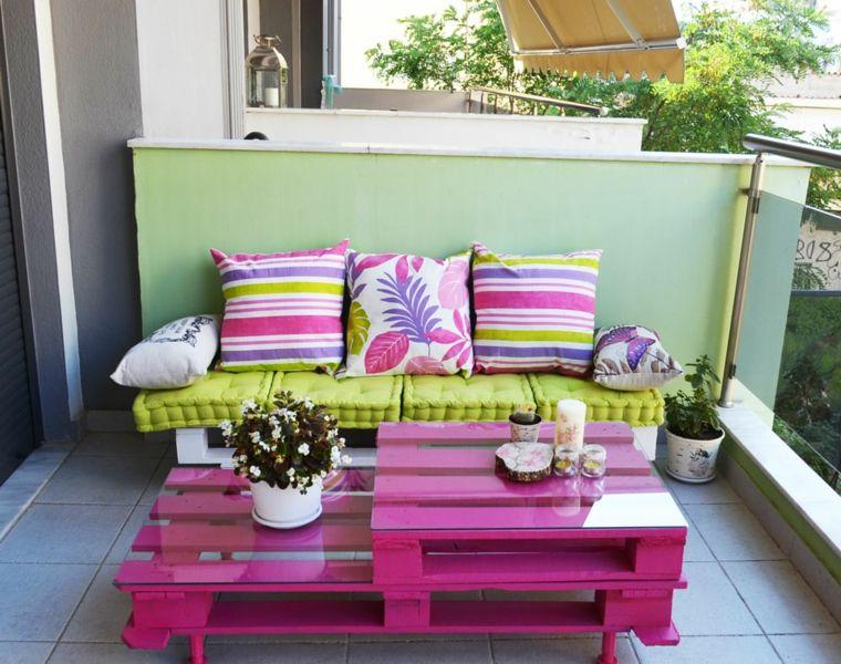 Telas para terrazas - 50 acolchados y tapizados para exterior ...