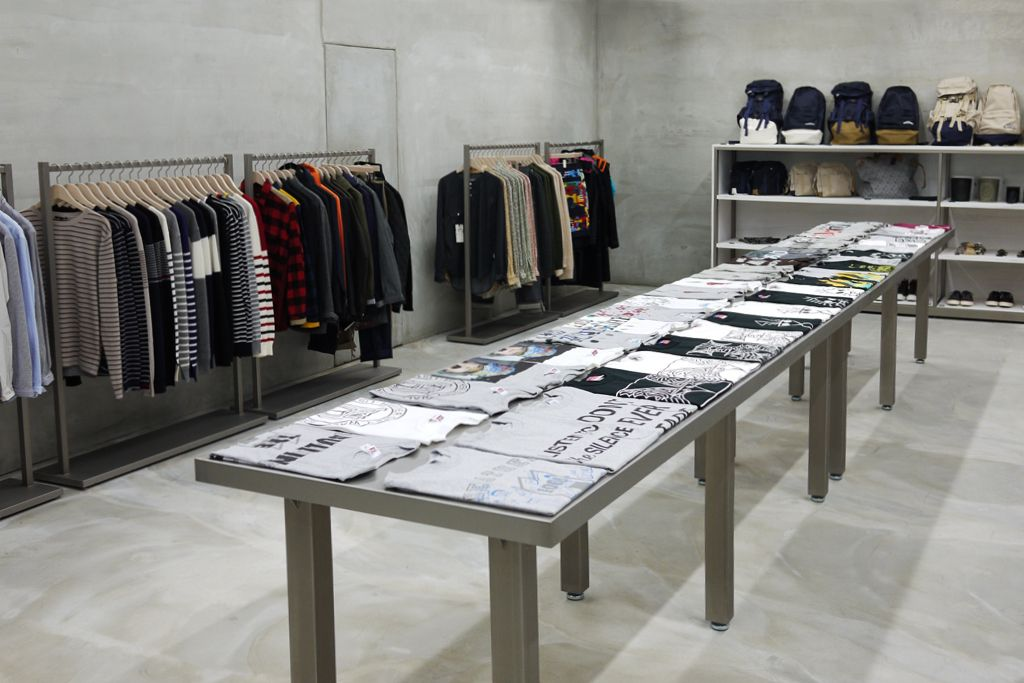 Heather Grey Wall Taipei Store Opening Grey Walls Heather Grey Grey