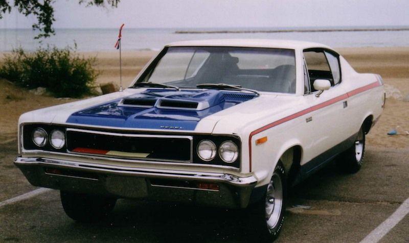 1970 Amc The Machine 2 Door Muscle Car In Rwb Trim By Lake American Motors