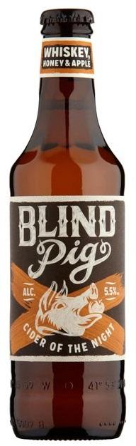 Blind Pig Whiskey, Honey & Apple