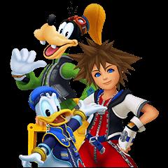 Check Out The Kingdom Hearts Sticker By The Walt Disney Company Japan Ltd On Chatsticker Com Kingdom Hearts Walt Disney Company Kingdom Hearts 1