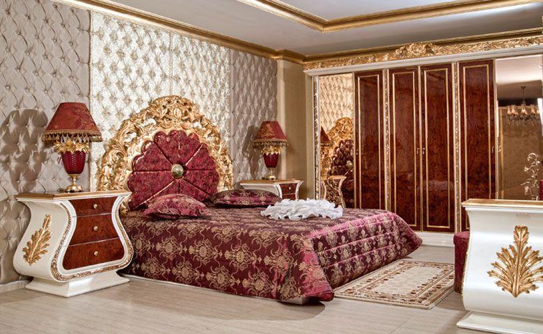 Kapaletti Klasik Yatak Odası