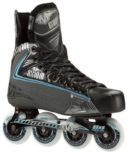 Bauer Mission Axiom A4 Inline Roller Hockey Skates A4 Inline Skates By Bauer 150 00 Bauer Mission Axiom A4 Inlin Roller Hockey Skates Inline Skating Skate
