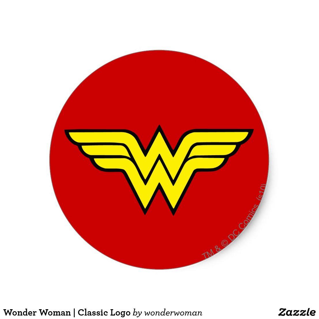 Dc Comics Licensed Heavy Duty Embossed Metal Sticker-colored Wonder Woman
