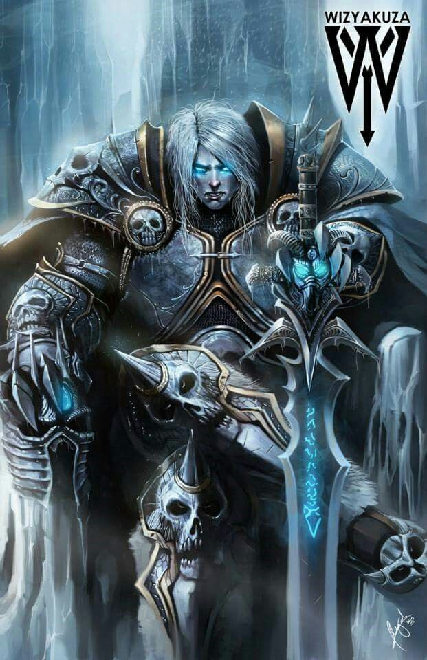 Lich King Video Games World Of Warcraft Lich King Arthas Menethil