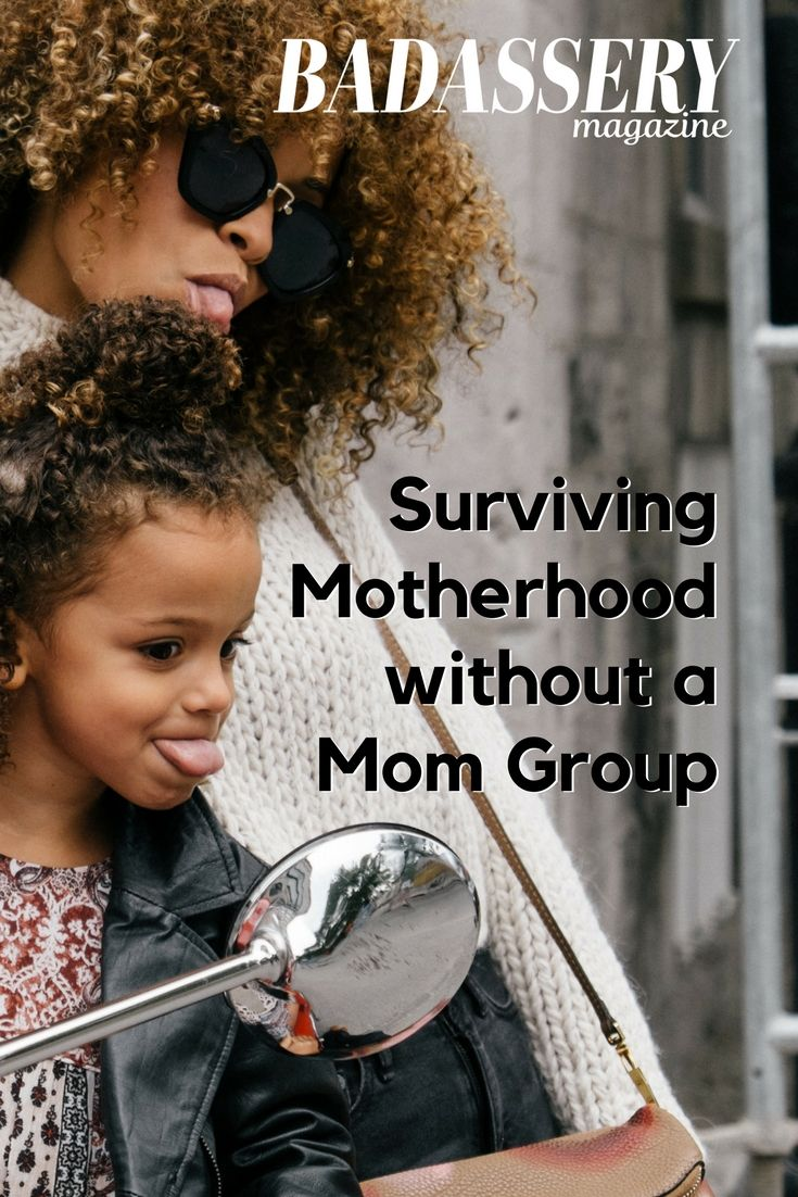 Surviving Motherhood Without A Mom Group Blogging Tips And