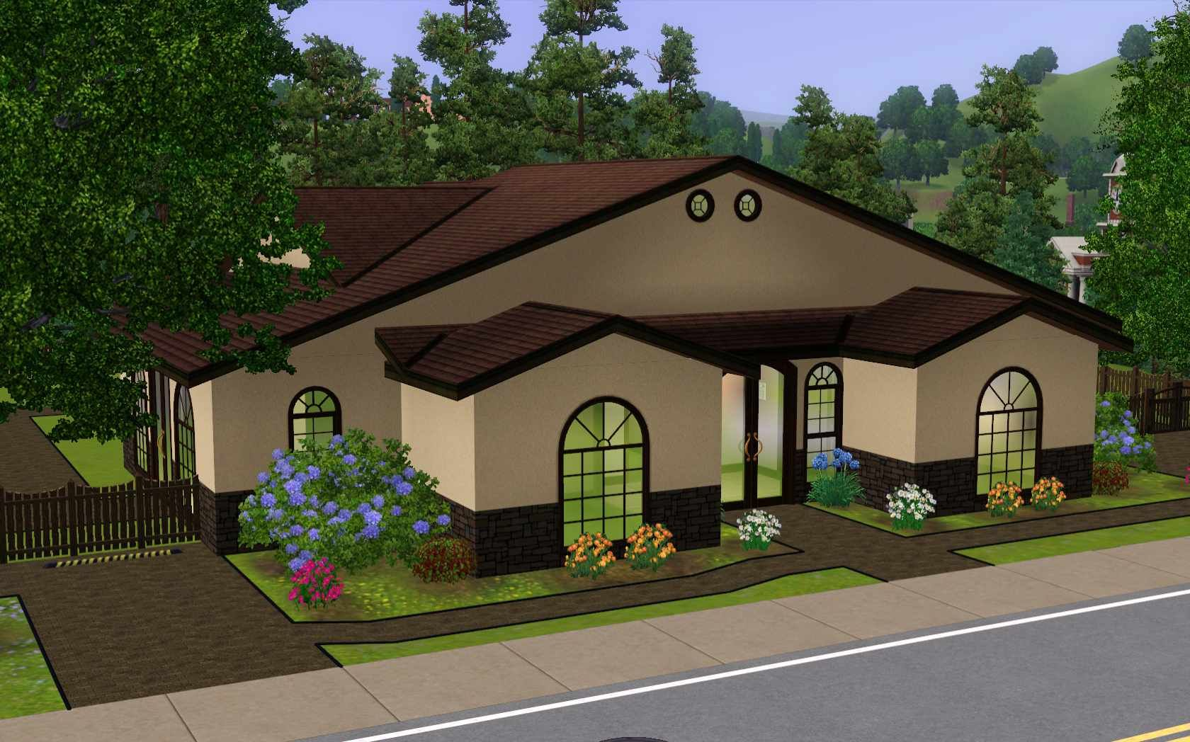 Sims 3 Pets Ps3 House Ideas