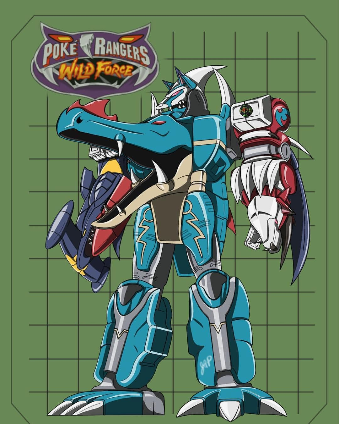 Predazord awaken continuing the tradition of megazordmonday predazord awaken continuing the tradition of megazordmonday heres the altavistaventures Choice Image