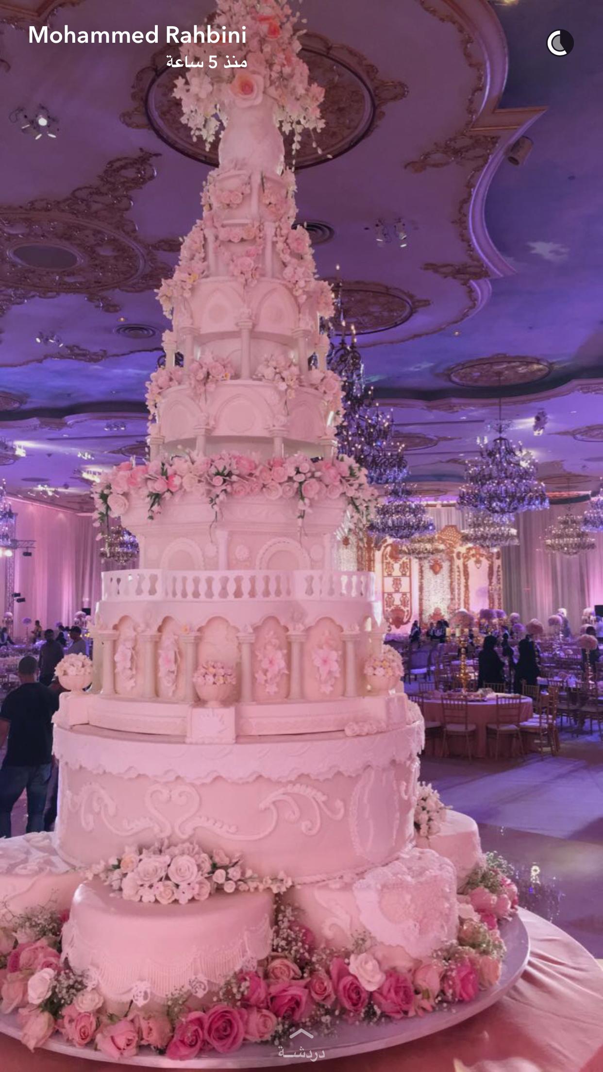 Elaborate Wedding Cake Huge wedding cakes, Crazy wedding