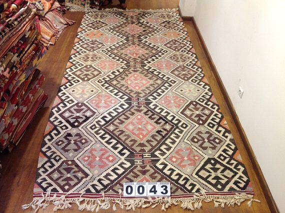 tapis kilim pour cuisine vintage fait main tapis turc kilim tapis d coratifs tapis pour salon. Black Bedroom Furniture Sets. Home Design Ideas