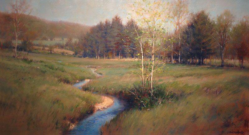 Spring fields john macdonald the harrison gallery www
