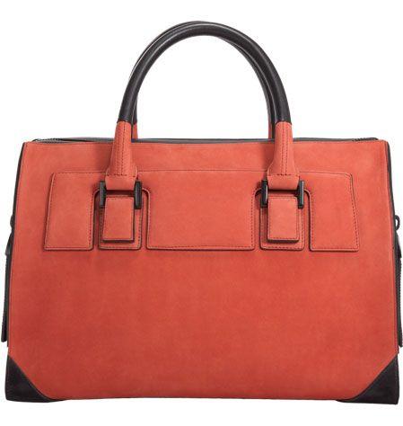 Narciso Rodriguez Debuts Handbags With The Bowler Tote
