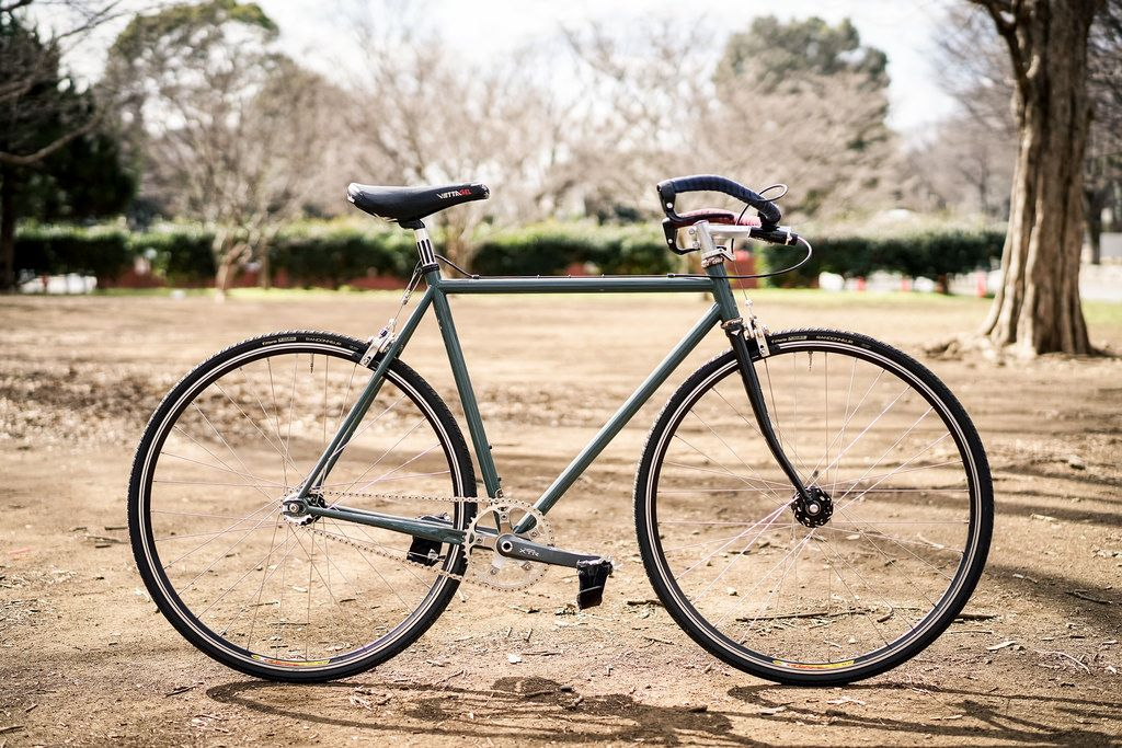 Tani\'s *SURLY* steamroller complete bike | Bicycling and Cycling