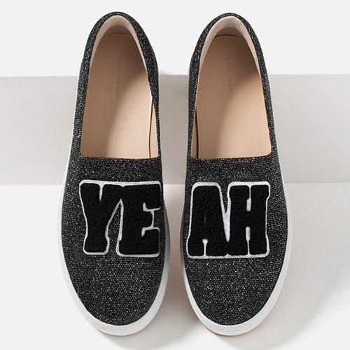 Zara Patch Sneakers