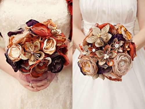 Recycled paper flower bouquet flowers pinterest recycle paper recycled paper flower bouquet mightylinksfo Choice Image