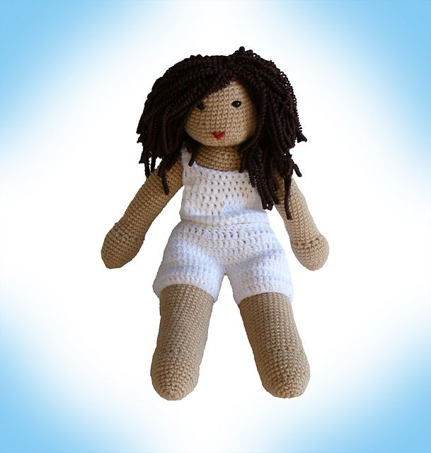 You Make Her Yours Girl Doll pattern by Deja Joy | denise\'S THINGS ...