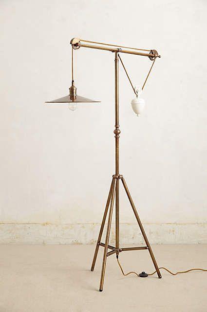 Counterbalance Floor Lamp - anthropologie.com | Interior ...