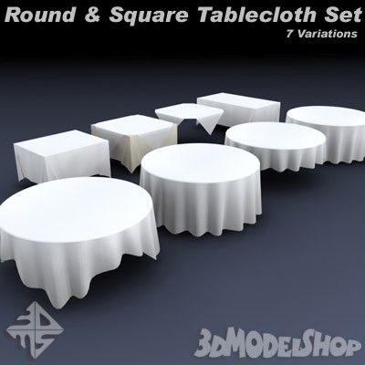 Captivating Round Tablecloth On Square Table   Google Search