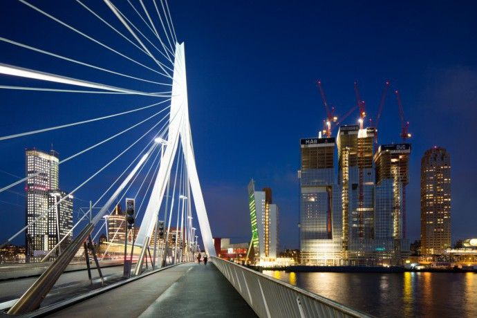 Why tourist Love Rotterdam