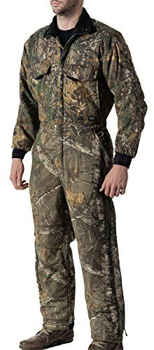 Walls Men's Legend Insulated Coverall with Drytec Water Repellent Finish