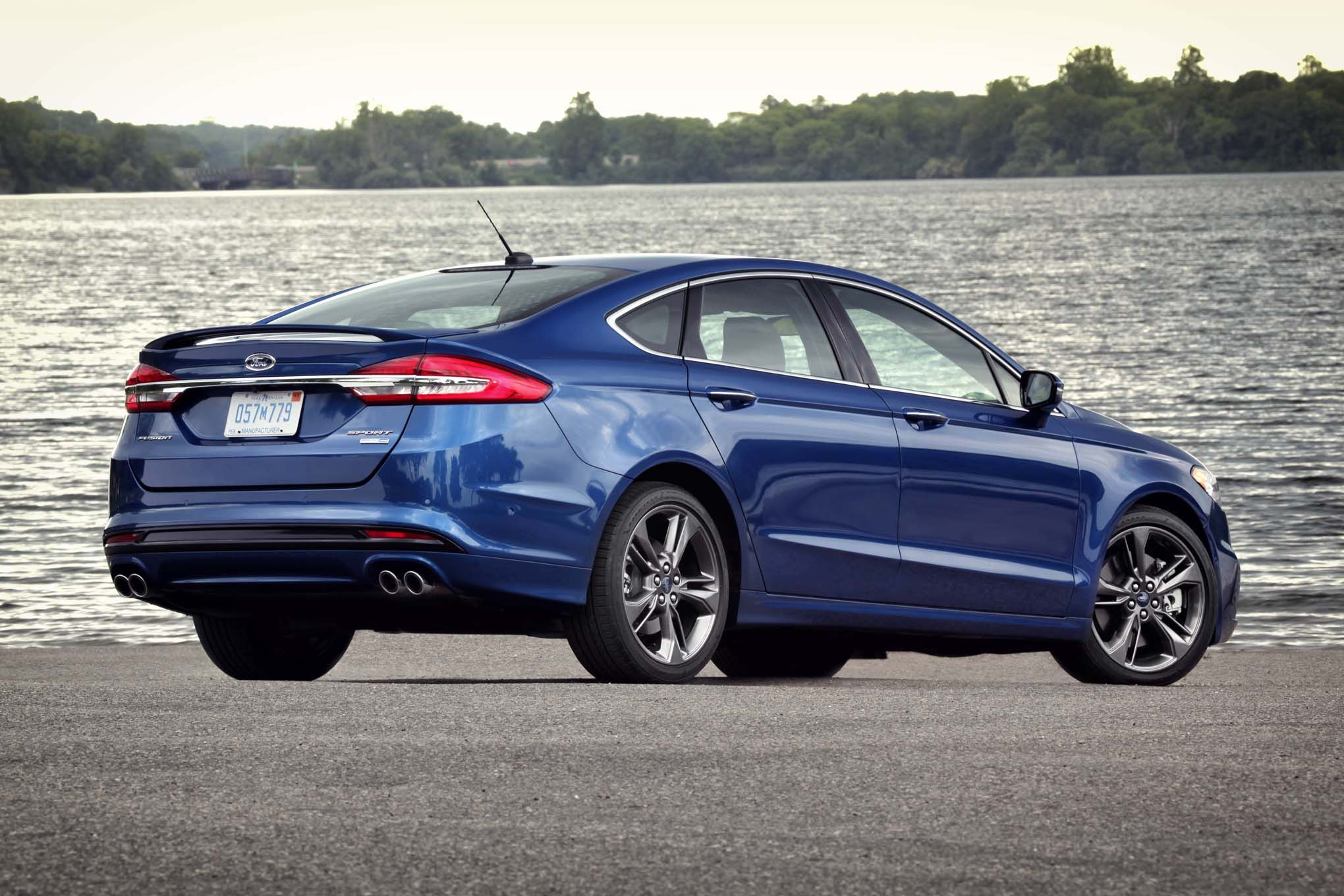 2017 Ford Fusion Ford Fusion Ford Mondeo New Cars For Sale
