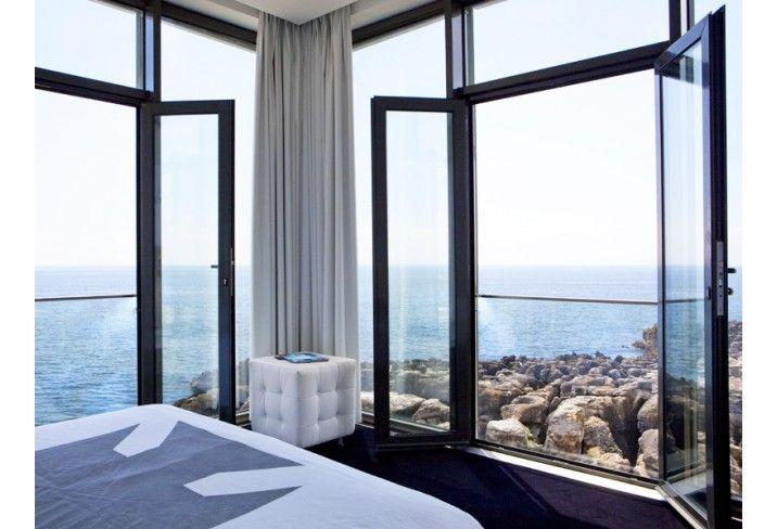 Farol design hotel portugal snowy getaways pinterest for Design hotel cascais