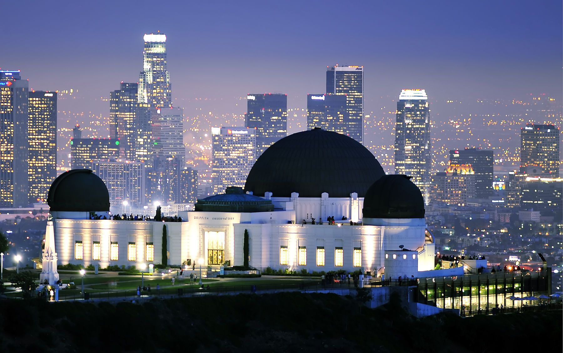 Griffith observatory world 39 s famous samuel oschin for Best parking near lax